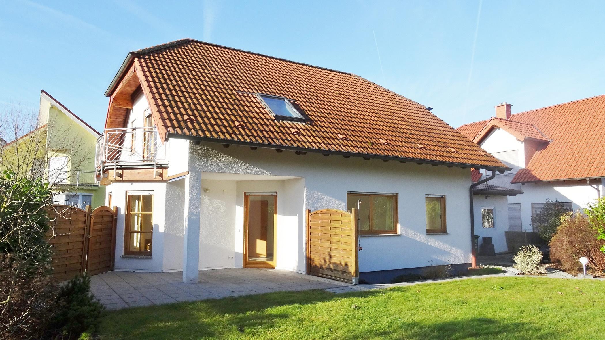 Warum wollen Sie sich mit weniger zufrieden geben? Massivhaus mit Terrasse  Garten…, 67591 Mörstadt, Einfamilienhaus