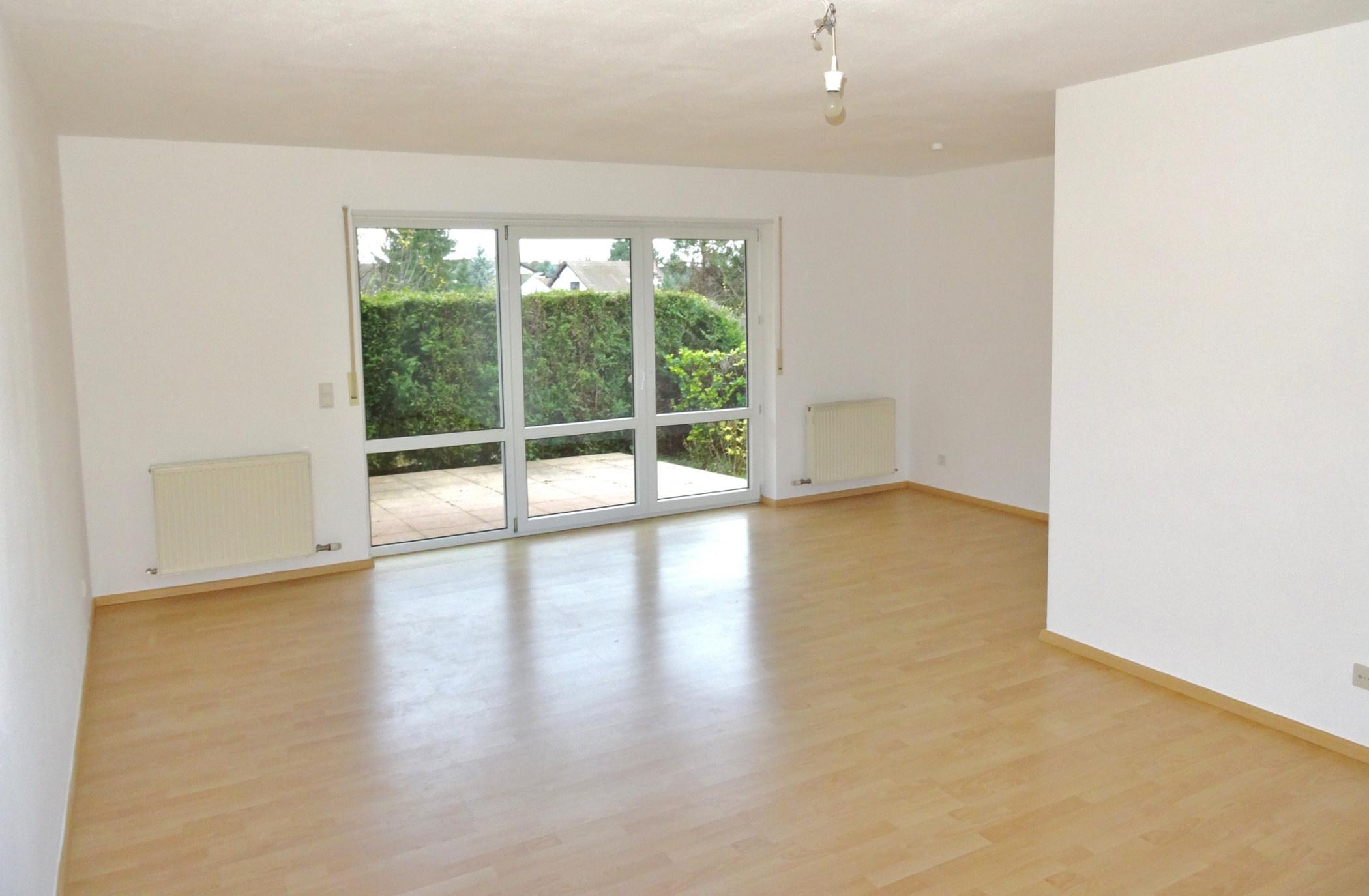 Keine Kompromisse: 82 m² Wfl. + Westterrasse + Garage  + ruhige Lage + Herrnsheim, 67550 Worms, Erdgeschosswohnung