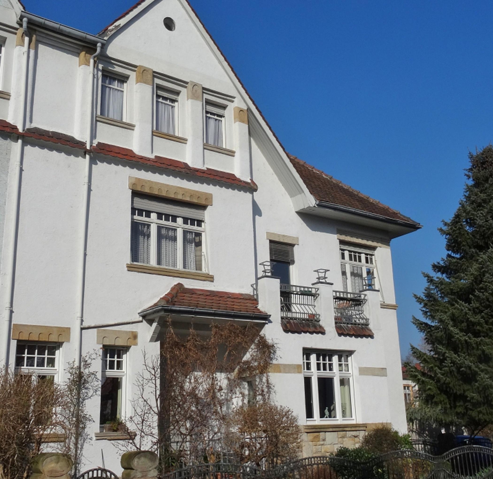 Worms-West: Beste Adresse in einer Denkmalzone… und die Freiheit der individuellen Gestaltung!, 67549 Worms, Maisonettewohnung