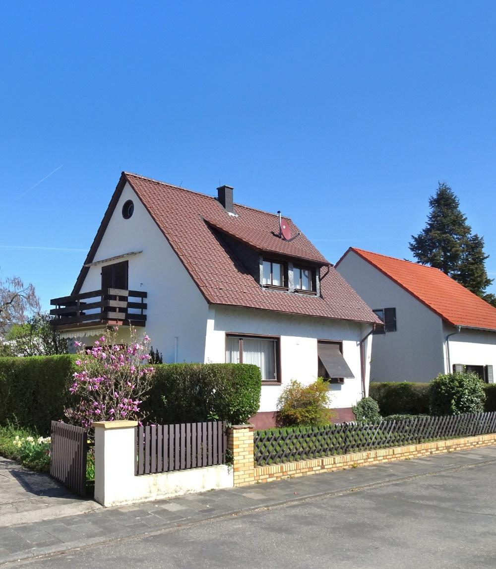 Es kann noch schöner werden: Solides EFH mit großem Garten – Garage – Karl-Marx-Siedlung!, 67547 Worms, Einfamilienhaus