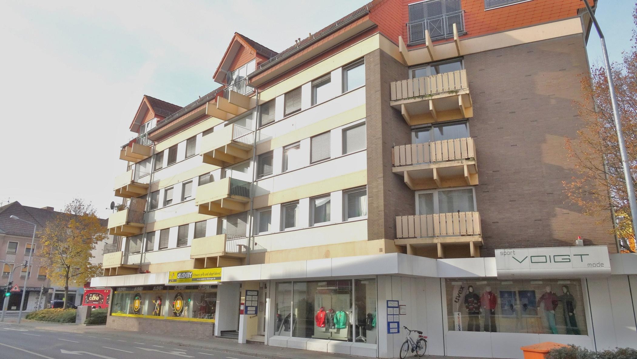 Jetzt oder nie: Investieren Sie in Betongold! Wohn- und Gewerbekomplex in absoluter Zentrumslage!, 67547 Worms, Einfamilienhaus