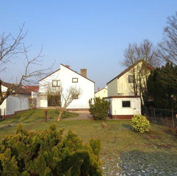 Unser Hausmittel für Ihr Wohlbefinden: 1-2FH –Garten – Garage – ruhige, begehrte Lage in Hofheim! 68623 Lampertheim, Einfamilienhaus