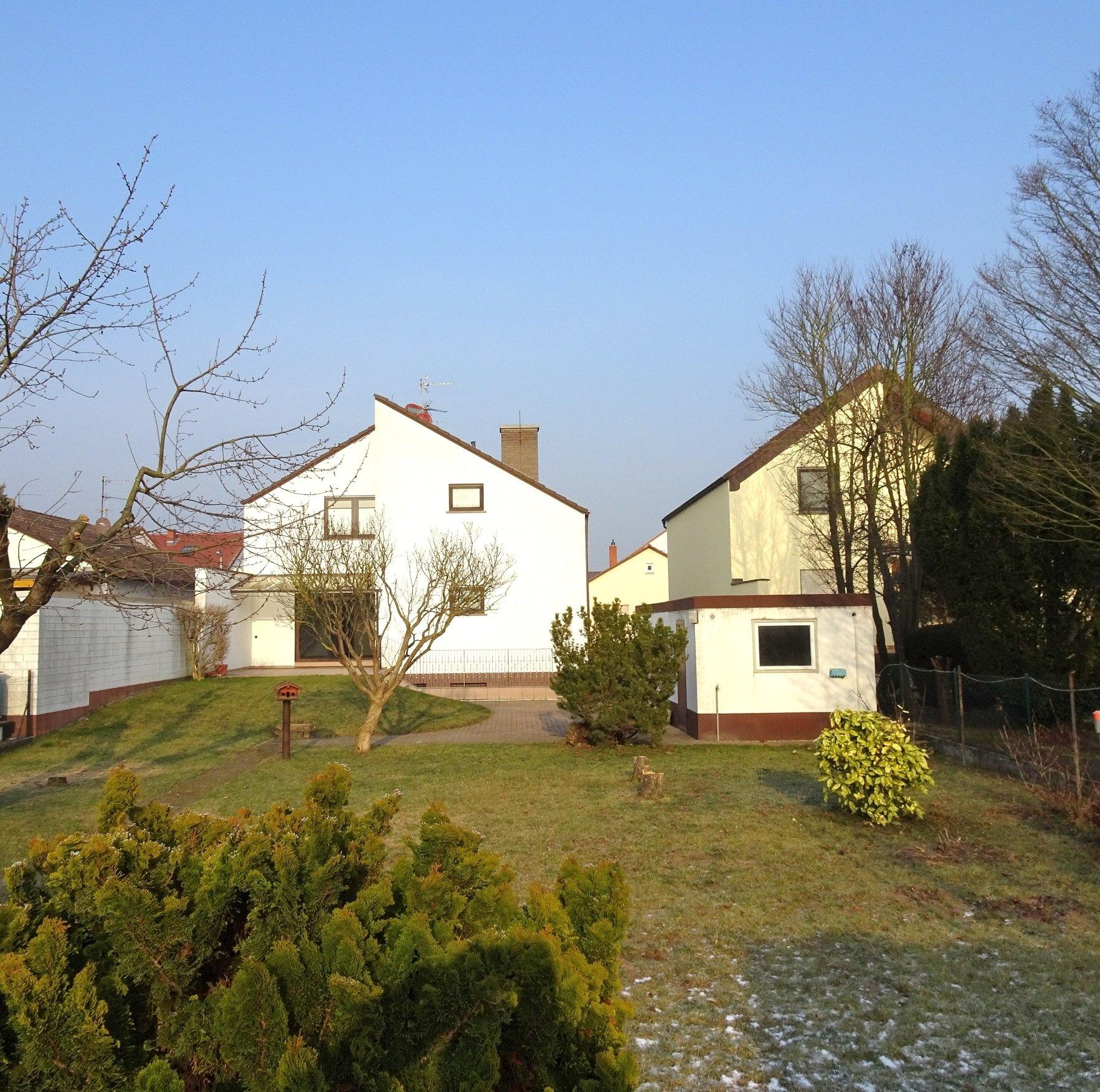 Unser Hausmittel für Ihr Wohlbefinden: 1-2FH –Garten – Garage – ruhige, begehrte Lage in Hofheim!, 68623 Lampertheim, Einfamilienhaus