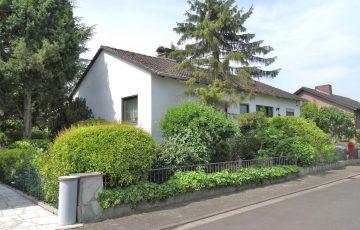 Lebenselixier Natur: Gepflegter Bungalow mit Urlaubspotenzial in Hohen-Sülzen! 67591 Hohen Sülzen, Einfamilienhaus