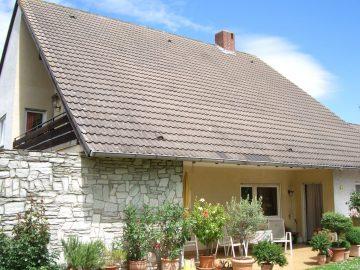 Großzügiges Zweifamilienhaus mit Südwest-Garten in Worms-Horchheim 67551 Worms, Haus