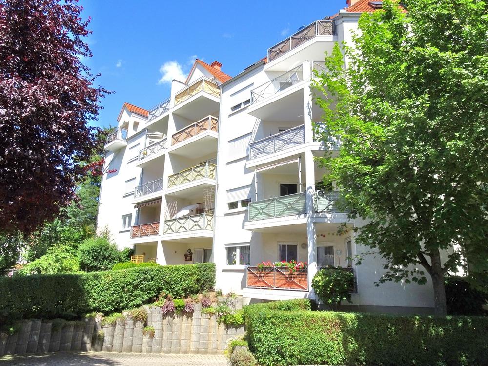 Diese vermietete ETW ist eine sichere Bank: 2 ZKB – Balkon – PKW-Stellplatz – Brauereiviertel!, 67549 Worms, Etagenwohnung