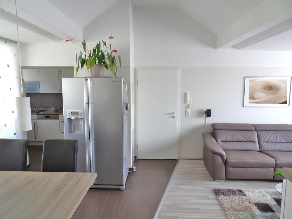 Urbanes Leben im Liebenauer Feld: 4 Zimmer – Loggia – EBK – Klimaanlage – 2  TG-Stellplätze möglich!, 67549 Worms, Dachgeschosswohnung