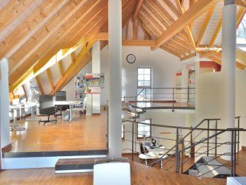 All in One: Penthouse – Maisonette – Loft – Büro! Repräsentative Gewerberäume in Worms-Zentrum! 67547 Worms, Bürofläche