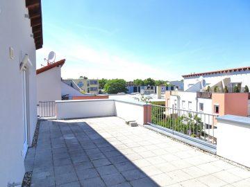 Das höchste der Wohngefühle: 155 m²-Maisonette – XL-Terrasse – 2 Stellplätze – Innenstadt-West! 67549 Worms, Maisonettewohnung