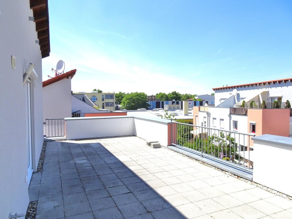 Das höchste der Wohngefühle: 155 m²-Maisonette – XL-Terrasse – 2 Stellplätze – Innenstadt-West!, 67549 Worms, Maisonettewohnung