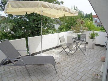 Das sollten sie nicht verpassen: Attraktive Dachgeschosswohnung – Terrasse – Garage – Herrnsheim! 67550 Worms / Herrnsheim, Dachgeschosswohnung