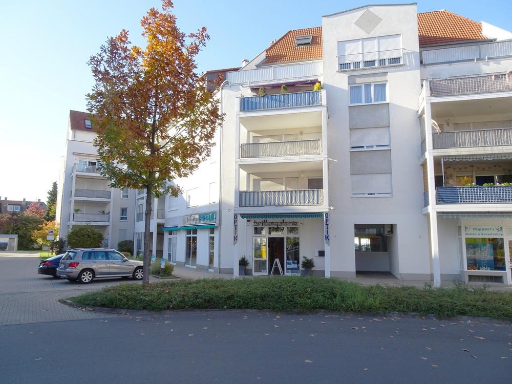 """Vermietete ETW – gefragte Lage  – Aufzug – Stellplatz – Wohnpark """"Brauereiviertel""""!, 67547 Worms, Etagenwohnung"""