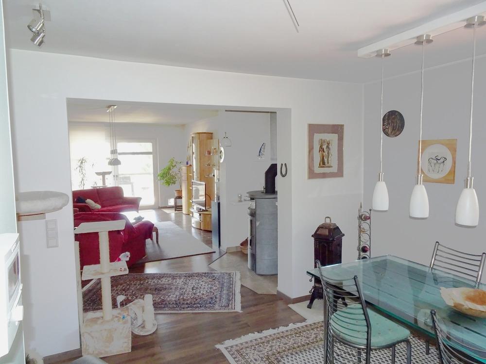 Für mehr Komfort: Ca. 130 m² Wfl. – gehobene Ausstattung – Terrasse – Stellplätze!, 67549 Worms / Pfiffligheim, Etagenwohnung