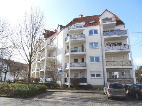 Diese vermietete ETW ist eine sichere Bank: 2 ZKB – Balkon – TG-Stellplatz – Brauereiviertel!, 67549 Worms, Etagenwohnung