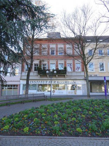 Neu am (Ober)Markt! Wohn-/Geschäftsgebäude mit Altbau-Charme in 1A-Lage!, 67547 Worms, Haus
