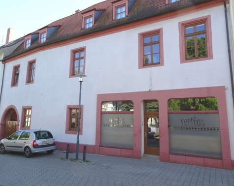 LadenLOKAL mit lauschigem Innenhof in Zentrumslage!, 67547 Worms, Ladenlokal