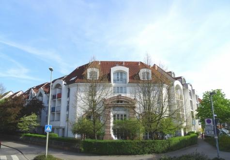 Mehr Nähe zum Campus geht (fast) nicht: Apartment mit Pantryküche direkt an der Hochschule Worms!, 67549 Worms, Etagenwohnung