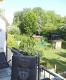 Nicht nur die Lage macht's: ca. 107 m² Wfl. - Balkon - TG-Stellplatz - Gartennutzung - Hochheim! - Ausblick Balkon