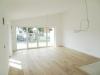 Das Besondere hat eine Adresse! Moderne 2,5-Zimmer-Wohnung mit Mega-Terrasse! Erstbezug! - Wohn-Ess-Küchenbereich