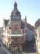 Renoviert - geräumig - frei: ETW mit Loggia, offenem Kamin, EBK, PKW-Stellplatz, Worms-Innenstadt! - Ausblick