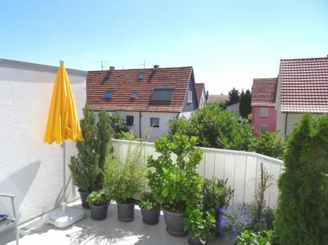 Ab sofort im Angebot: 2-Zimmer-Wohnung mit Balkon und Stellplatz – ruhige Lage in Herrnsheim!, 67550 Worms / Herrnsheim, Etagenwohnung