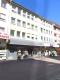 Voll vermietet! Mit Penthouse aufstockbares Wohn- und Geschäftshaus in Wormser 1A-Lage!! - Gebäude