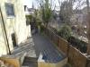 Reserviert!!! Und Platz hat's auch: EFH mit Terrassen, Balkon, Garten, Doppelgarage und 170 m² Wfl.! - Blick auf Terrasse Garten