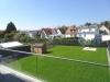 Das Besondere hat eine Adresse! Moderne 2,5-Zimmer-Wohnung mit Mega-Terrasse! - Blick vom Balkon