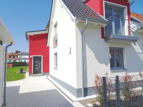 Das Besondere hat eine Adresse! Moderne 2,5-Zimmer-Wohnung mit Mega-Terrasse!, 67547 Worms, Etagenwohnung