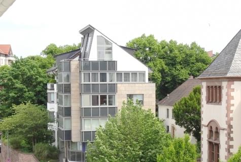 Hohes Wohnlevel: ETW, 3. OG, Aufzug, Terrasse, hochwertige Ausstattung, TG-PL, Zentrumslage!, 67547 Worms, Etagenwohnung