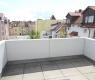 Urbaner Lifestyle: Exklusive DG-Maisonette mit Balkon, EBK, Garage u. Lift in Zentrumslage! - Terrasse