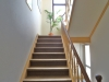 Fassade und Dach erneuert! Sehr gepflegtes 3-Familien-Altbauhaus mit Garage in Zentrumslage West! - Treppenaufgang