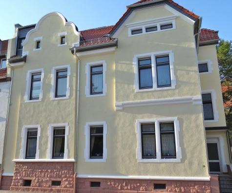 Fassade und Dach erneuert! Sehr gepflegtes 3-Familien-Altbauhaus mit Garage in Zentrumslage West!, 67549 Worms, Mehrfamilienhaus