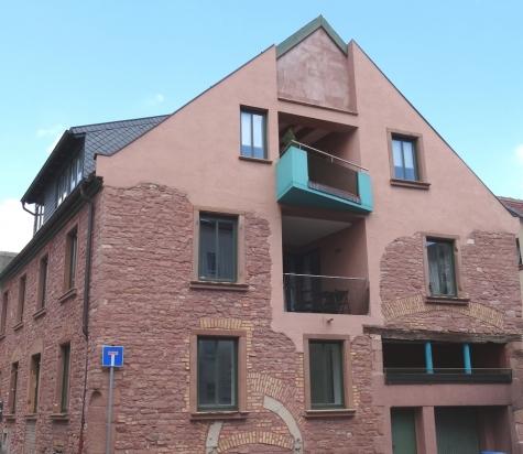 Der Mix macht's! Modernisierter Altbau: 3-Familienhaus mit Garage im Stadtzentrum!, 67547 Worms, Mehrfamilienhaus