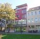 Stets im Blick: Gewerbeimmobilie in Bestlage mit Schaufensterfronten zu Obermarkt und Lutherplatz! - Gebäudeansicht Lutherplatz