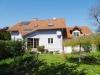 Ein bisschen Platz muss sein…! EFH mit ca. 220 m² Wfl., 2 Garagen, ca. 1100 m² Südgrundstück! - Blick vom Garten