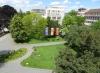 Ein aussichtsreicher Arbeitsplatz: Gewerbefläche in Bestlage mit Blick auf Obermarkt und Lutherplatz - Ausblick Lutherplatz