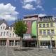 Ein aussichtsreicher Arbeitsplatz: Gewerbefläche in Bestlage mit Blick auf Obermarkt und Lutherplatz - Gebäudeseite Obermarkt