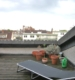 Keine Käuferprovision: Anlageobjekt - MFH - 8 Wohnungen - 3 App. - 7 Garagen - Innenstadt - Worms! - Ausblick Dachterrasse