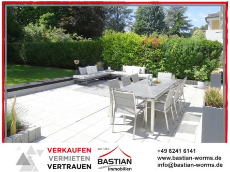 Werte fürs Leben: Exponierte Westendlage – ästhetische Architektur – luxuriöse Ausstattung!, 67549 Worms, Doppelhaushälfte