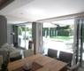 Werte fürs Leben: Exponierte Westendlage - ästhetische Architektur - luxuriöse Ausstattung! - Blick zum Garten