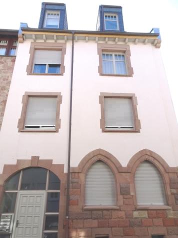 Alles Fassade! Modernes 4-Familienhaus mit historischer Front u. 3-4 PKW-Stellpl. in Zentrumslage!, 67547 Worms, Mehrfamilienhaus