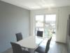 Cooles Apartment mit mega Aussicht: klimatisiert - stilvoll renoviert - schick möbliert! Innenstadt! - Wohn-Küchenbereich