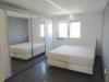 Cooles Apartment mit mega Aussicht: klimatisiert - stilvoll renoviert - schick möbliert! Innenstadt! - Schlafzimmer