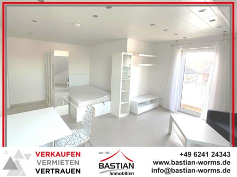 Oh, so apart! Modernes Apartment mit Kuschelfaktor – Balkon – EBK -Stellplatz – Herrnsheim!, 67550 Worms / Herrnsheim, Apartment