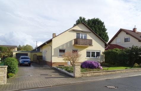 Wohnbefinden auf 200 m²: Stattliches Einfamilienhaus – Garten – Garage – Hamm!, 67580 Hamm, Einfamilienhaus