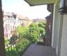Mindestens 7 gute Gründe: 91 m² - hell - renoviert - 2 Balkone - Lift - TG - Wasserturmstraße! - Balkon 1