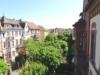 Mindestens 7 gute Gründe: 91 m² - hell - renoviert - 2 Balkone - Lift - TG - Wasserturmstraße! - Blick v. Balkon 1