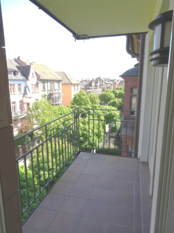 Mindestens 7 gute Gründe: 91 m² – hell – renoviert – 2 Balkone – Lift – TG – Wasserturmstraße!, 67549 Worms, Etagenwohnung
