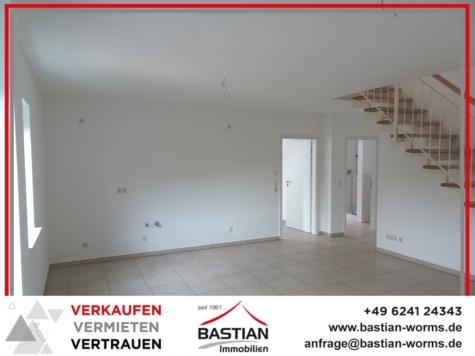 Urbanes Wohnen auf hohem Niveau: DG-Maisonette – Balkon – offener Grundriss – Innenstadt-West!, 67549 Worms, Maisonettewohnung